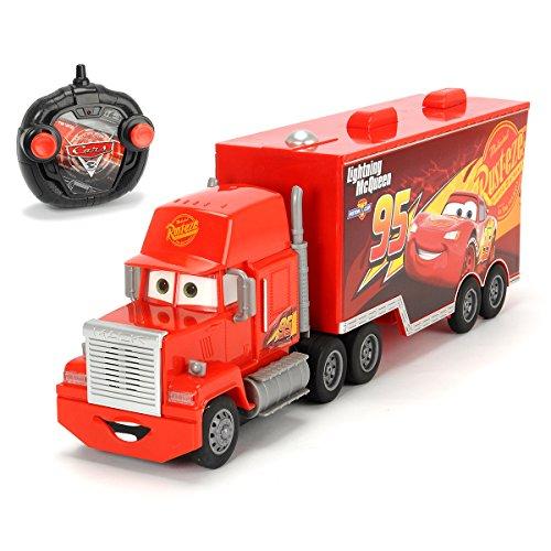 Dickie- Cars 3 Rc Mack Truck, 203089025038