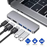 Rayrow Hub USBC 5 en 1, Adaptateur de Type C, Adaptateur Aluminium vers HDMI, Port...