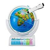 Oregon Scientific SG338RX Smart Globe Explorer 2.0 AR con Sistema Solare e Realtà Aumentata