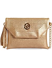 Lino Perros Golden Sling Bag