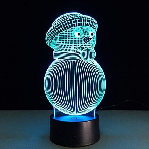 Deko Lampe,Nachtlicht, Nächstes Licht Mit Farbwechsel Tablet Geburtstagsgeschenk Weihnachten Kids Powerkreative Dekorationlichter Der Nacht (Nächste Schritt Der Halloween)