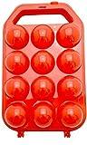 DREAMHUB (TM) Portable Plastic Egg Carry...