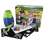 Crayola - Aerógrafo de juguete, Marker A...