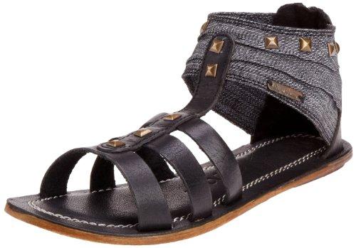 Pepe Jeans - Scarpe basse donna , nero (Black), 40