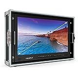 "Lilliput BM230-4K 23.8"" 4K 38402160 Ultra-HD Resolution, 1000:1 Contrast Ratio, 25ms Response Time with Carry-on Metal case 3G-SDI, HDMI, VGA, AV Input by VIVITEQ"