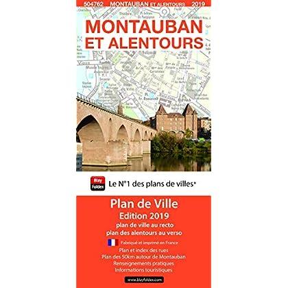 Montauban : 1/10 000
