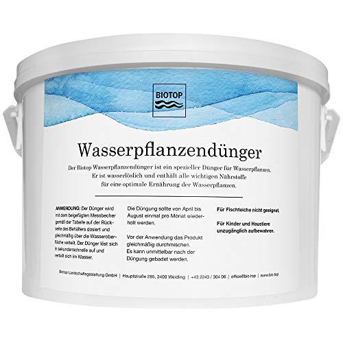 BIOTOP Wasserpflanzendünger, 5kg