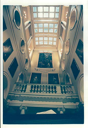 Fotomax Vintage Photo of Suffolk Ickworth House. -