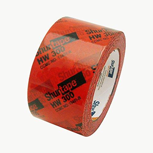shurtape-hw-300-housewrap-sheathing-tape-2-1-2-in-x-60-yds-red-with-black-printing