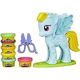 Play-Doh My Little Pony–Rainbow Dash estilo salón Playset