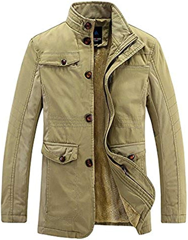 Laisla fashion Hdy S Extra Mens Giacche Plus Cappotto in Lana Extra Hdy S  Spessa Autunno E Classiche 4a303c5fdd7