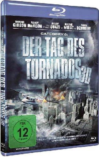 Category 6: Der Tag des Tornados 3D [Blu-ray]