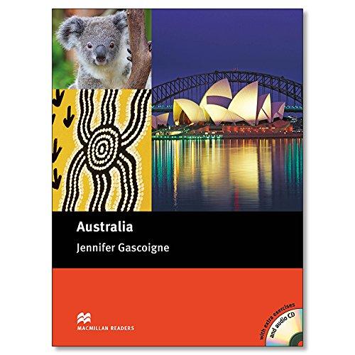 Australia - Book & CD - Upper Intermediate Reader