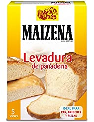 Maizena Levadura Panadería - Pack de 5 x 5,5 g - Total: 27