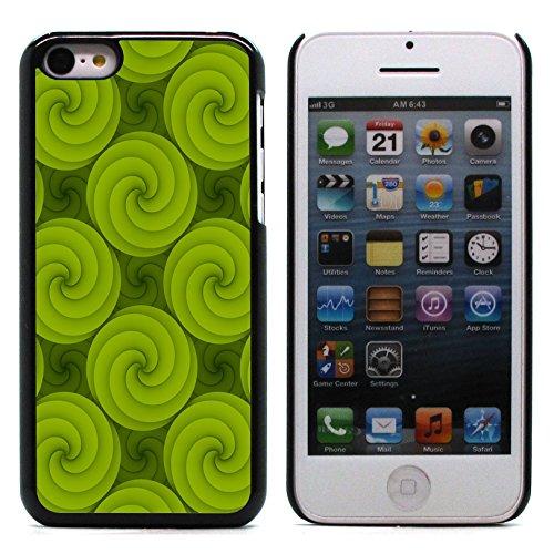 Graphic4You GLITCHY Muster Harte Hülle Case Tasche Schutzhülle für Apple iPhone 5C Design #17