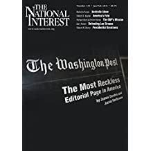 The National Interest (January/February 2015 Book 135) (English Edition)
