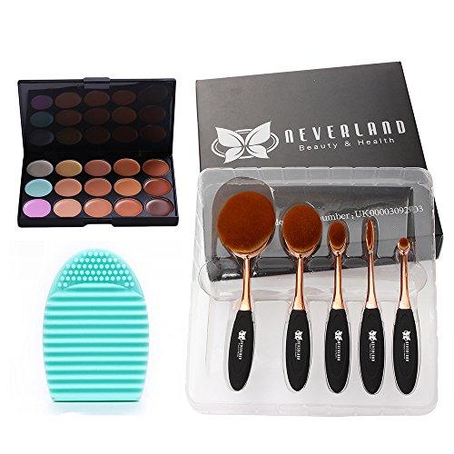 neverland-beauty-5pcs-rose-gold-schwarz-makeup-pinsel-ovale-burste-set-15-concealer-palette-ei-reini