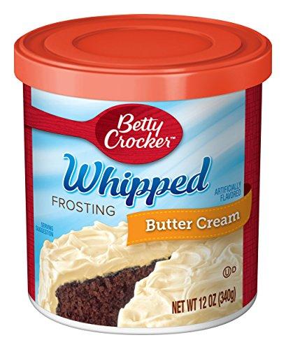 Betty Crocker Whipped Butter Cream 12 oz  (340 g)
