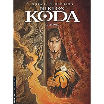 Niklos Koda - tome 14 - Le spiborg