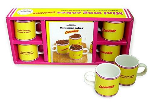 Mini Mug Cakes Carambar