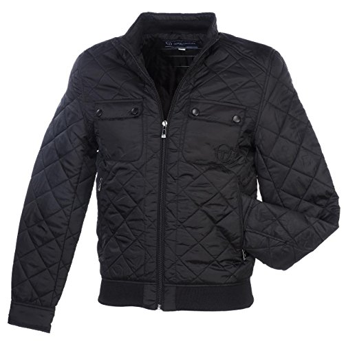 Sergio tacchini Erwin jacket noir Blouson Noir Collections