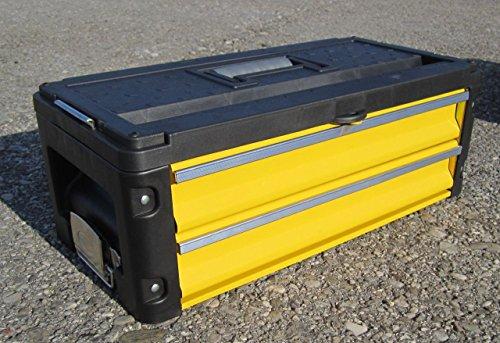 Erweiterungsbox mit 2 Laden für unsere Trolleys Serie 305 von AS-S - 2