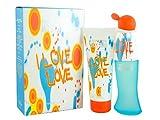 Moschino Cheap & Chic I Love Love Geschenkset 50ml EDT + 100ml Körperlotion