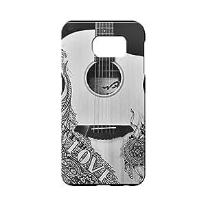BLUEDIO Designer 3D Printed Back case cover for Samsung Galaxy S7 Edge - G7257