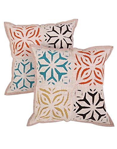 Vintage Decorative Cushion Cover Cotton (17