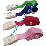 Tourniquet Elastic Band-Multi colour (Pack of 2 )
