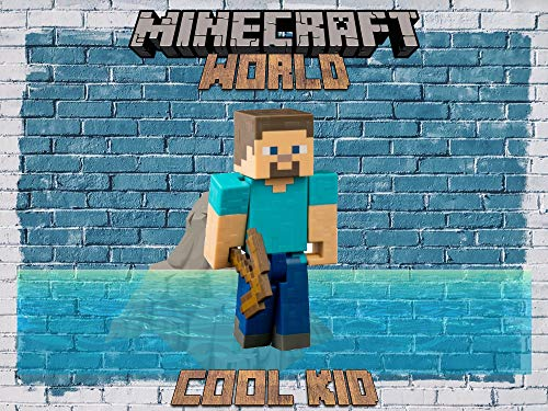 Coole Karriere Mode (Welcome To Your Minecraft World. Enjoy New Inventions (An Unofficial Minecraft Book) (English Edition))