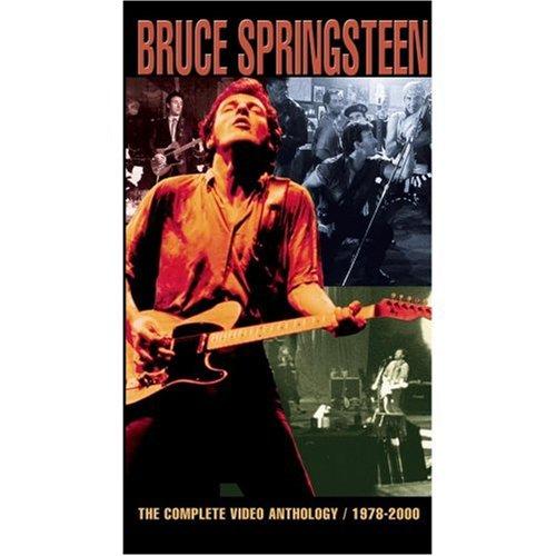 Preisvergleich Produktbild Bruce Springsteen: Video Anthology 1978-1988 [VHS]