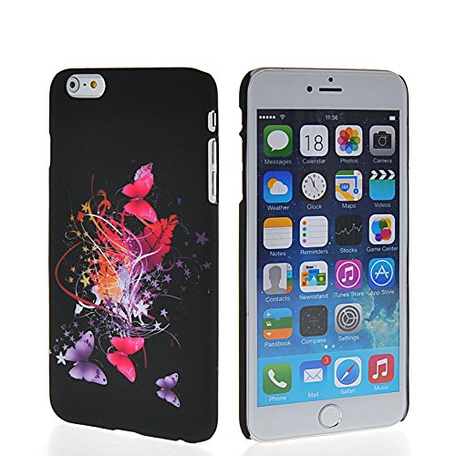 MOONCASE Hard Shell Cover Housse Coque Etui Case Pour Apple iPhone 6 Plus A16254
