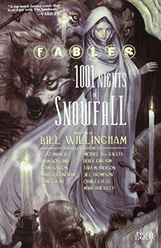 Fables 1001 Nights Of Snowfall SC (Fables (Paperback))