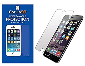 Apple iPhone 5 2.5D - 9 H Neno Shield Coated Anti-Burst Screen Guard Film by Gorilla99™