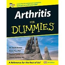 Arthritis for Dummies UK Edition