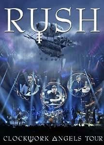 Rush - Clockwork Angels Tour [Blu-ray]