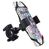 GWHOLE Fahrrad Handyhalterung 360° Drehbar Universal für iPhone 7/6s Plus/6/5s/5/4 & Samsung Galaxy S6 Edge/S6/S5/S4/S4 Mini