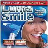 LUMA SMILE Electric Micro Dental Luma Smile Teeth Whitening Polish Machine Oral Care Whitening Polisher Stain Remover Tool
