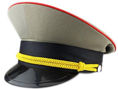 Visier Hut Mütze Armee zum Selbst gestalten Schirmmütze, Mottoparty Sowjetarmee,...