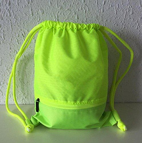 Rucksack Gym Fitnesscenter, gzqes, Handtaschen für Männer Frauen, Fitness Tasche, Rucksack für Klettern, Sport Tasche, 45x 35cm Grün