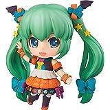 Figura Hatsune Miku, SEGA feat Sweet Pumpkin, Nendoroid Co-de, 10 cm, Good Smile Company