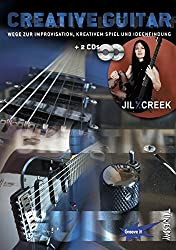 Creative Guitar (E-Gitarre Lehrbuch mit 2 CDs, Noten und Tabulatur)