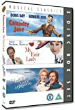 Musical Classics 3-Disc Set: Calamity Jane, Seven Brides For Seven Brothers and My Fair Lady [DVD] by Audrey Hepburn