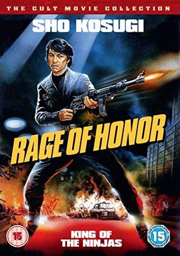 Bild von Rage of Honor [DVD] by Sh? Kosugi