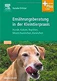 Ernährungsberatung in der Kleintierpraxis: Hunde, Katzen, Reptilien, Meerschweinchen, Kaninchen - mit Zugang zum Elsevier-Portal