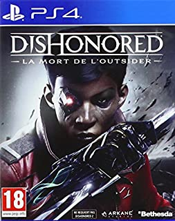 Dishonored : La mort de l'Outsider (B072QXVTRG) | Amazon Products