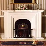 The Dolls House Emporium White Georgian Fireplace