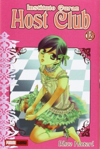 Instituto Ouran Host Club 13 (Comic Manga