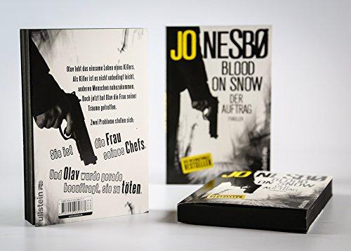Blood on Snow. Der Auftrag: Thriller: Alle Infos bei Amazon